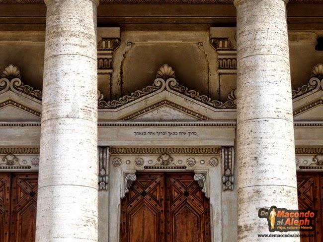 Visitar Roma Gueto 7