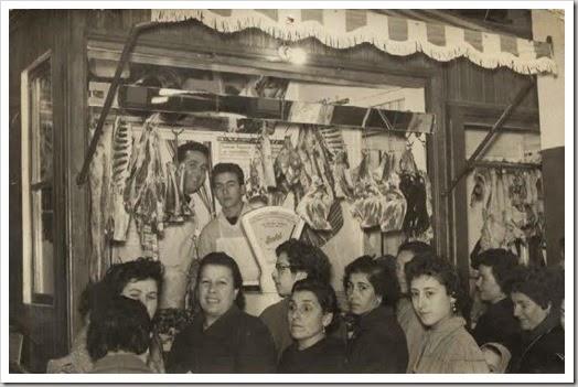 1960 Ca Mercado y Navidad