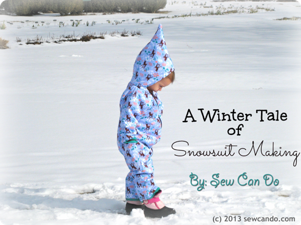 Sew Can Do Snowsuit Side2