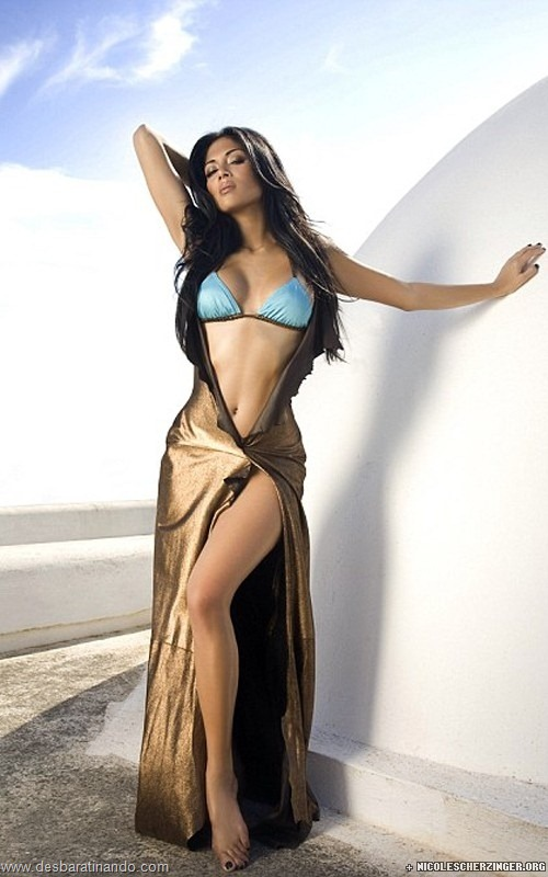 nicole scherzinger gata linda sensual sexy sedutora photoshoot galeria desbaratinando  The Pussycat Dolls  (8)