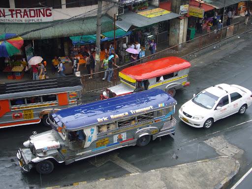 The mighty jeepney