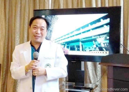 Dr Charles Uy