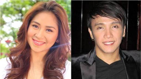 Sarah Geronimo and Arnel Pineda