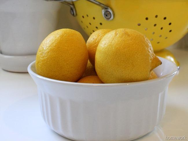 A Splash of Yellow via homework05
