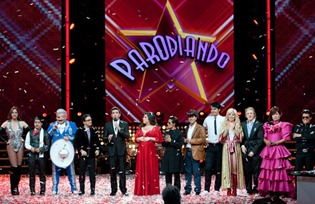 "Final de ""Parodiando"" terminó con alto rating"
