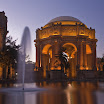 Water by Palace of Fine Arts
