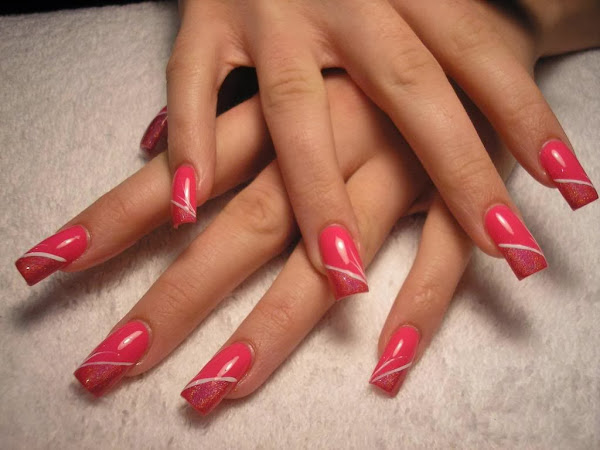 Nail_art Simple Easy Nail Designs
