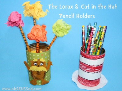 lorax_cat_in_the_hat_Can_Pencil_Holder
