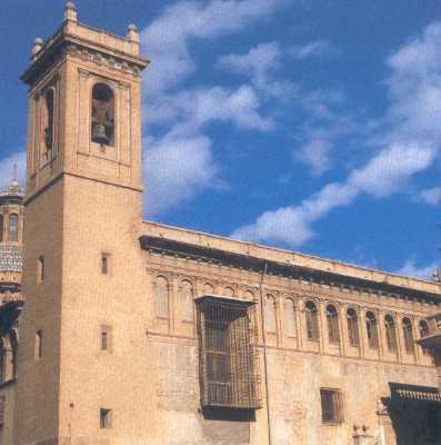 Iglesia del patriarca o del corpus christi valencia - Calle viana valencia ...