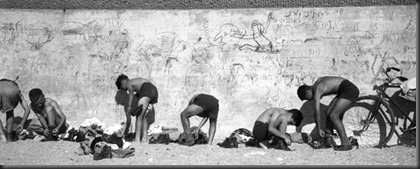 Ruth_Orkin_Tel_Aviv_Sea_Wall
