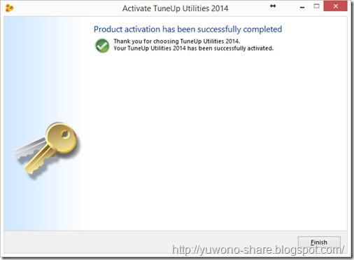 TuneUp Utilities 2014 Serial Number 7