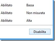 Windows 8 disabilitare i programmi che si avviano con Windows agendo dal Task Manager