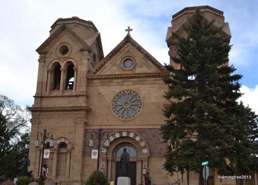St. Francis Basilica_Santa Fe