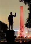 Obelisco do Ibirapuera - São Paulo-SP 02/10/2002