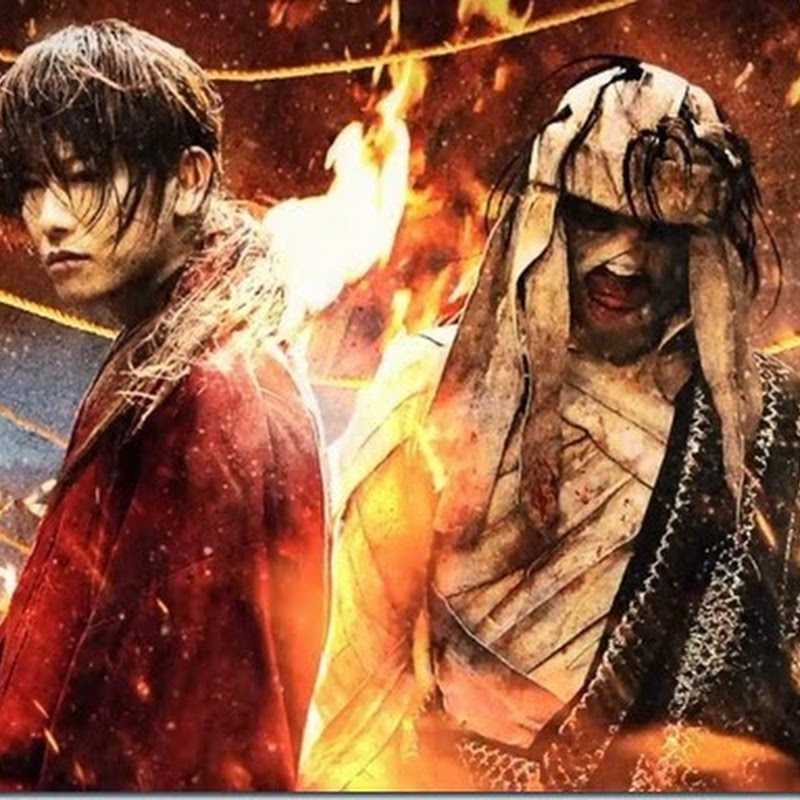 Rurouni Kenshin: The Legend Ends (Live action Movie)