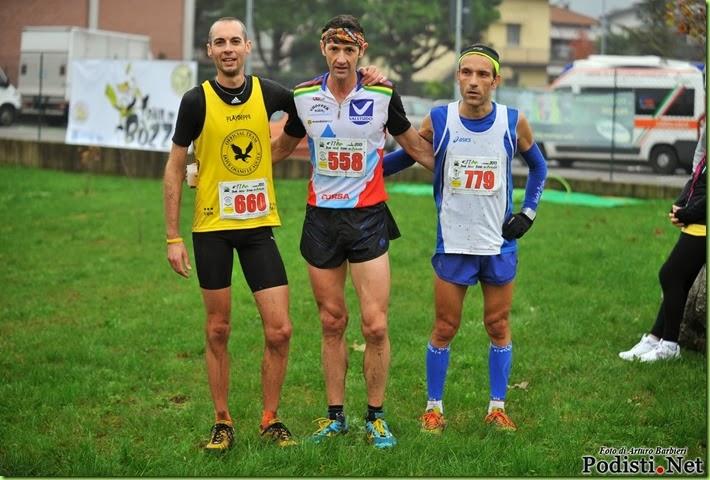 Beppe, Maurone e Paolo
