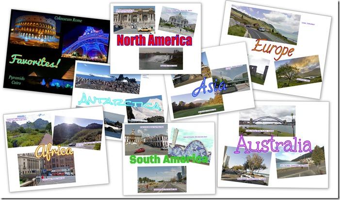 Google Maps Streetviews