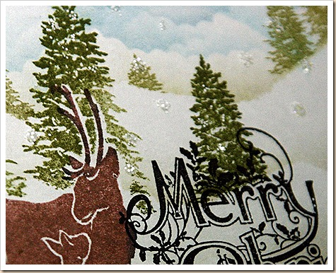 Flower Soft, Winter Wonderland, Christmas Sentiments