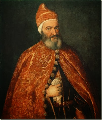 Portrait de Marcantonio Trevisani