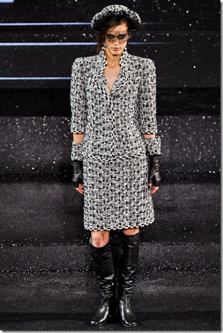 Chanel Fall 2011 (nay) 2