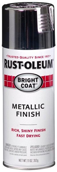 Chrome paint