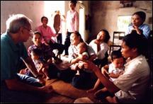 Jerry Sternin in Vietnam, 1991