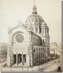 Eglise saint-Augustin par Marville © Musée d'Orsay / Patrice Schmidt
