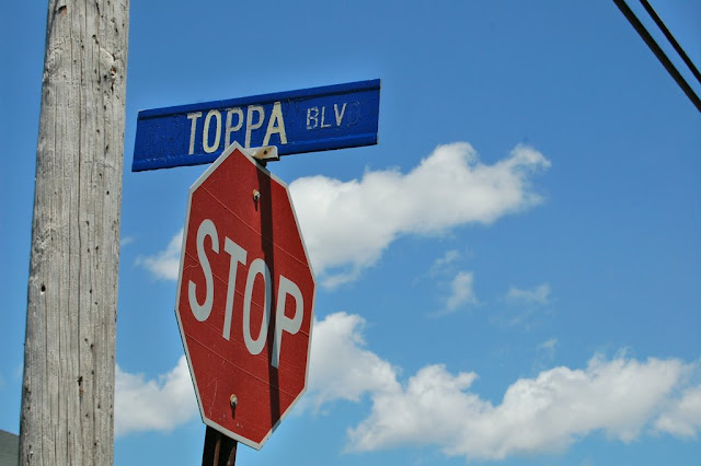 Toppa Blvd in Newport, RI - Photo by Nicole Toppa