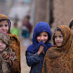 Afghan refugee girls in the outskirts of Islamabad by Muhammed Muheisen.jpg