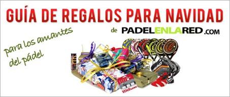 Guía de regalos para navidad 2012 Padelenlared.com: para los amantes del pádel.