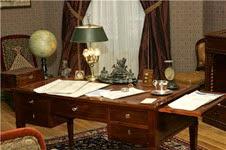 Amiens maison Jules Verne bureau d'Hetzel