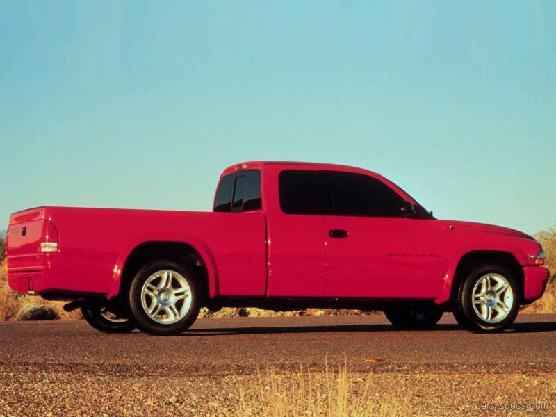 Dodge Dakota Rt on 1999 Dodge Dakota Rt Specifications