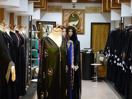 Imagini Dubai: haine traditionale arabe