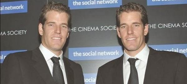 雙胞胎Winklevoss兄弟