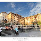 Plaza Unamuno, Bilbao