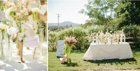 Semplicemente Perfetto Vintage Wedding Trendy Romantic 05