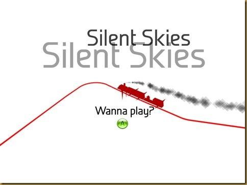 Silent Skies タイトル