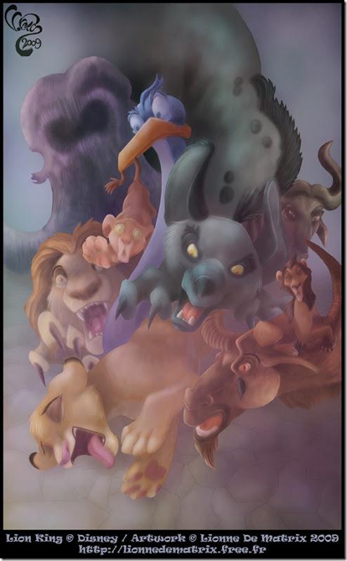 El Rey León,The Lion King,Simba (69)