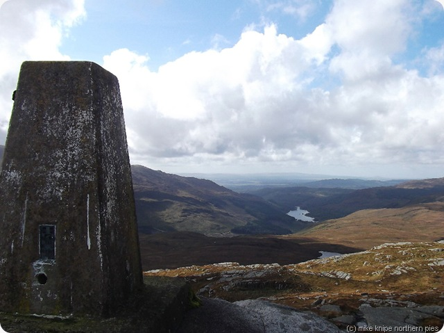 summit to loch trool