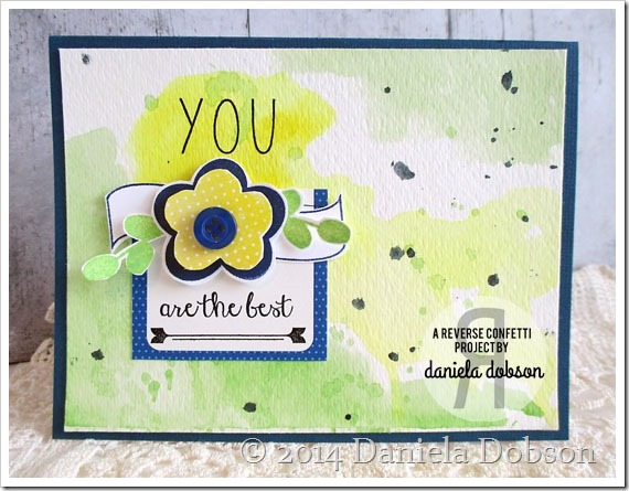 You are the best by Daniela Dobson