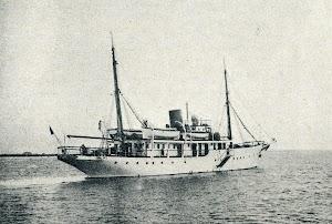 Una de las primeras fotos del buque en navegación. Seguramente las pruebas de mar. De la REVISTA GENERAL DE MARINA. Enero de 1.931.jpg