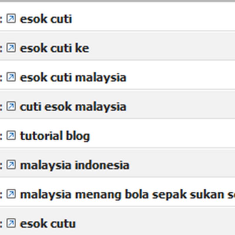 Malaysia menang bola takde cuti ke ?