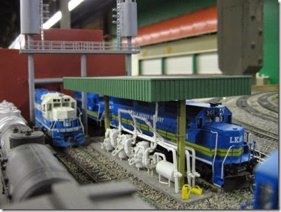 IMG_1034 LK&R Layout at GWAATS in Portland, OR on February 19, 2006