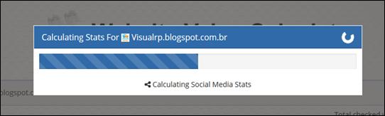 Verifique o valor do seu blog - Visual Dicas