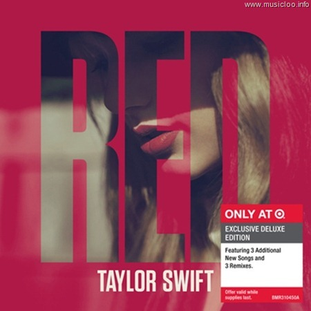 Taylor Swift - Red (2012)[Deluxe Edition]