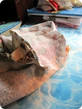 sewn round end