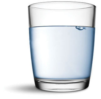 water-glass
