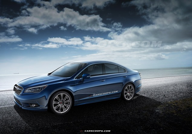 2015-Subaru-Legacy-Carscoops-#