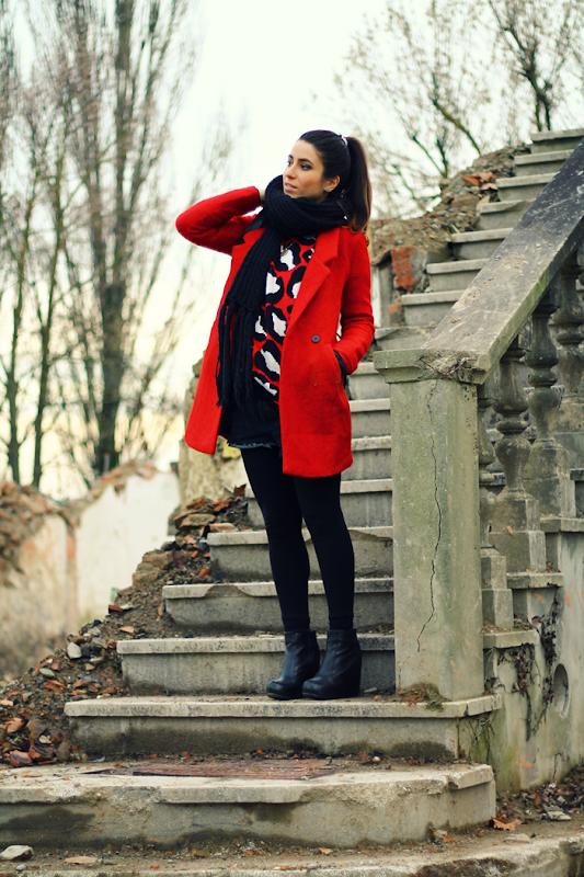 cappotto rosso persunmall