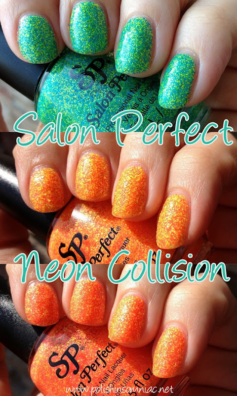 Salon Perfect Neon Collision